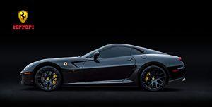 Ferrari 599 GTB Fiorano - Douglas Pittman Photography