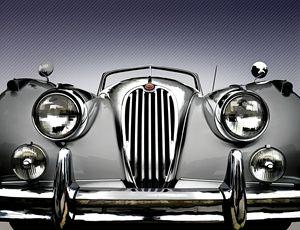Jaguar Convertible - Douglas Pittman Photography