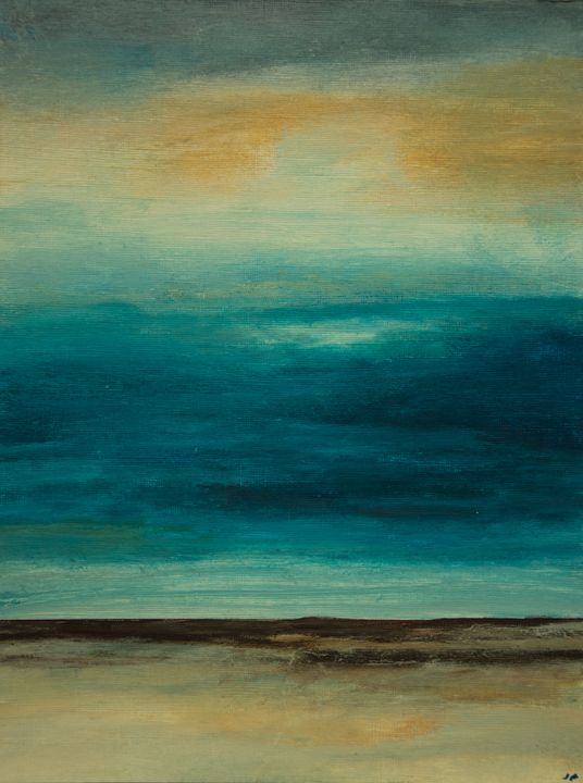 Over the Horizon - Joanne Filips