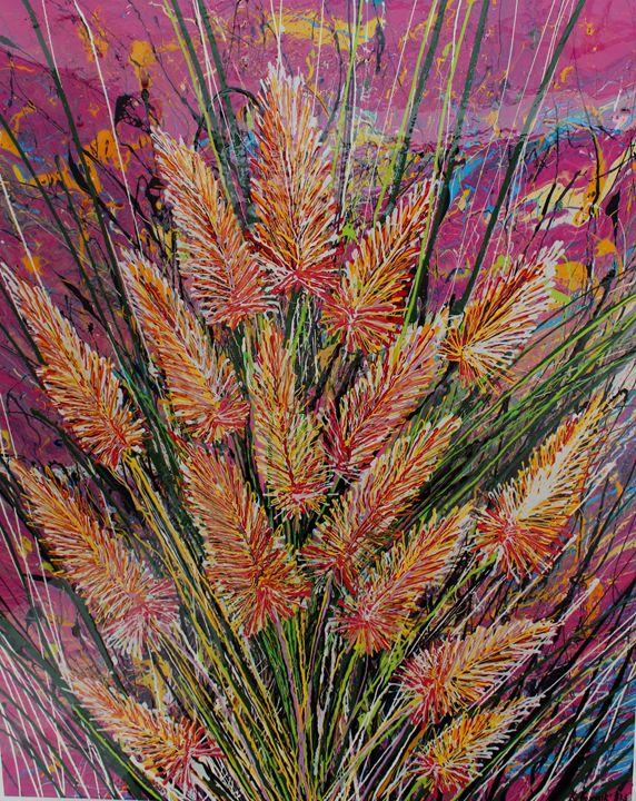 Flowers of desert - Khrystyna Kozyuk