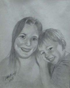 Lisa and Matty