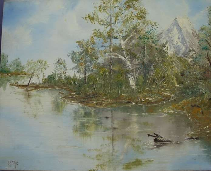The Fishing Hole - Paul McCall