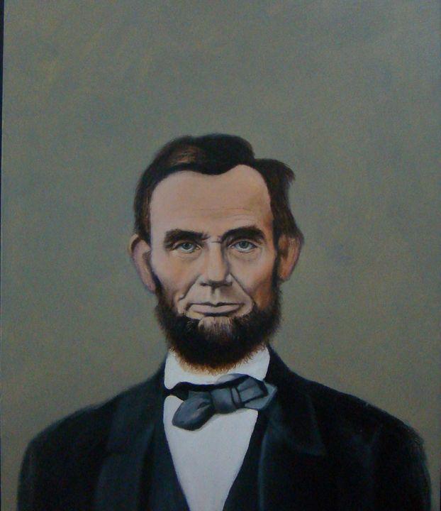 Abraham Lincoln - Paul McCall