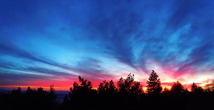 Sunset - Avril Joy