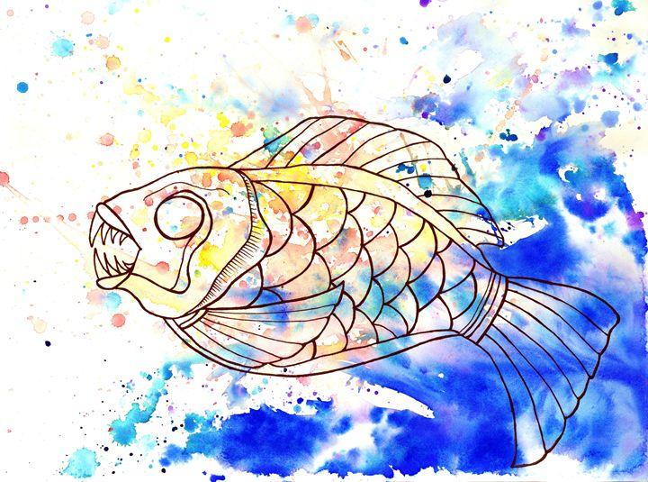 This Fish Bites Back - Avril Joy