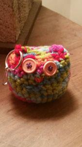 Fiesta Owl