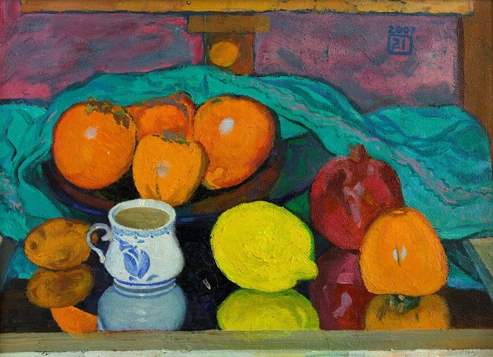 Fruits - Moesey Li