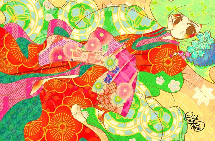 A wake-up - Miki Kodama
