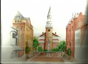 Church Street Burlington VT
