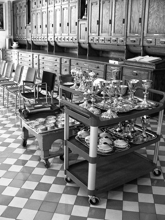 Liturgical vessels - imaginart