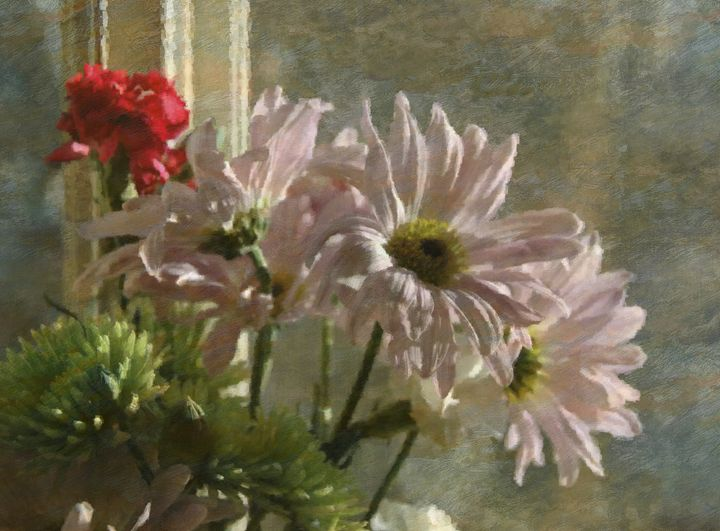 Flowers in the Window - Unseen Gallery Prints