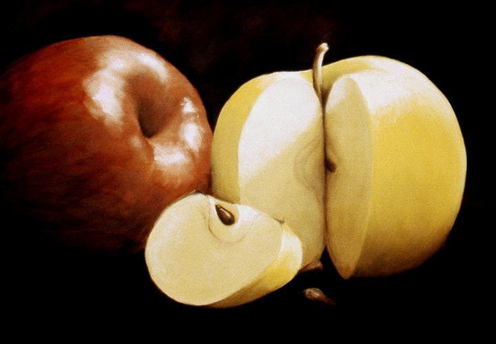 Apples - Unseen Gallery Prints