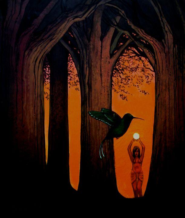 The Light Bearer - Steve Brumme