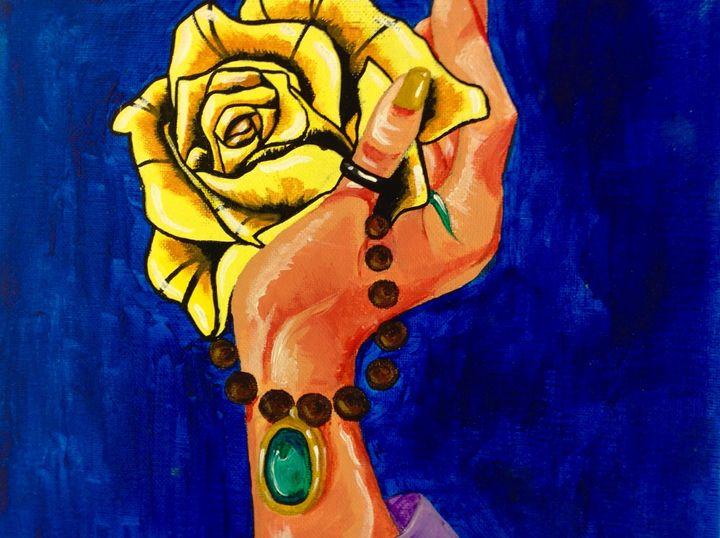 Smell the Roses - Eyeliner
