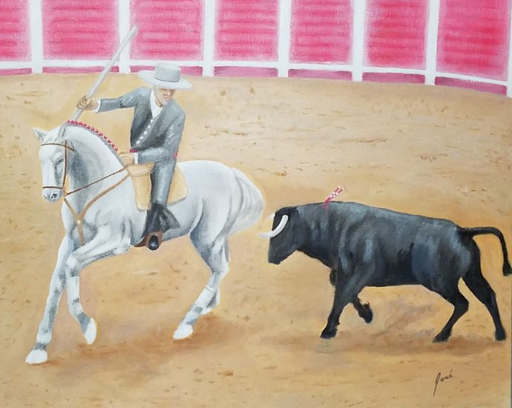 The Bullfights - Jose Torres