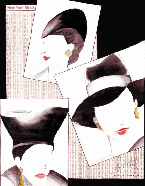 Hats! - Carolyne Christine with Mearumbella Designs