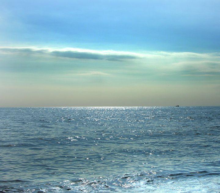 The Fishing Boat - Martina Rathgens Art & Photography