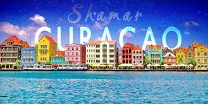 Shamar Curacao - Coat of many tints
