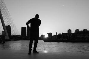 Rotterdam City man
