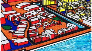 City 3d Look