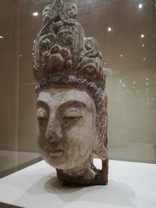Buddha's head - Danciatko