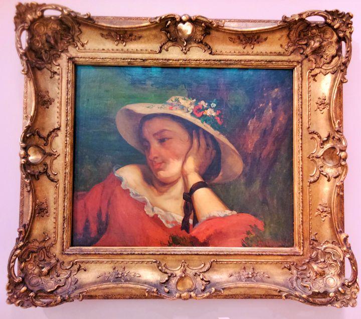 Woman portrait - Danciatko