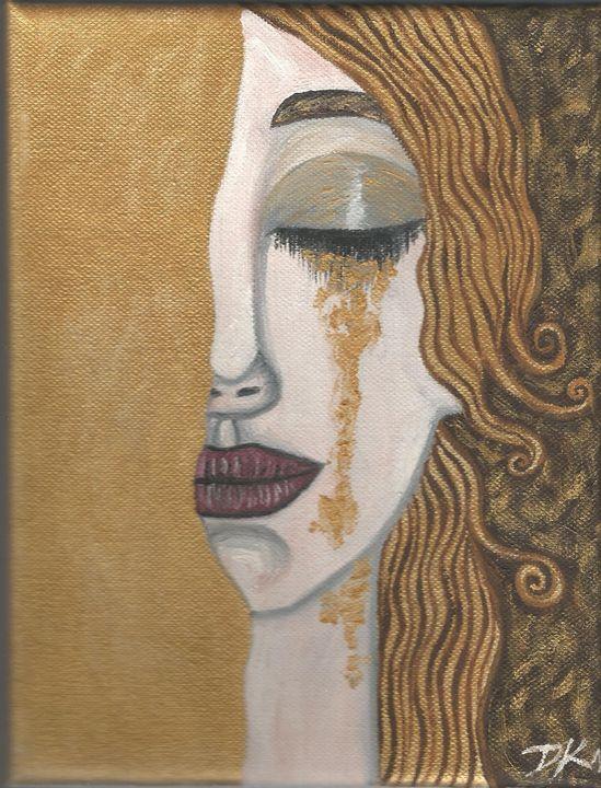 Woman - Klimt - Danciatko