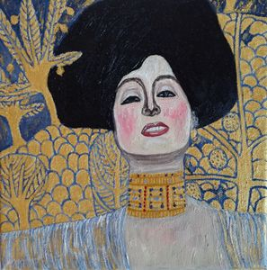 Adele Klimt - Woman in gold
