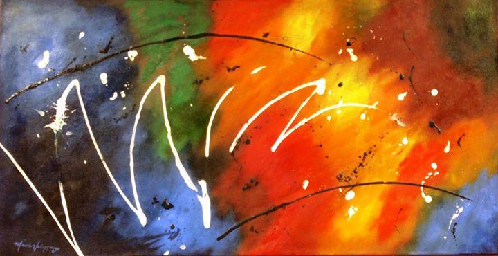 Colores Clash - Artist Monolo Velazquez