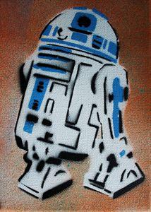 R2-D2 Stencil