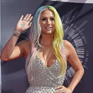 Kesha - Celebrity - Oil Paint Art