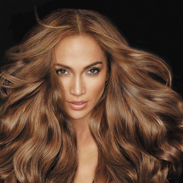 Jennifer Lopez - Celebrity - Oil Paint Art