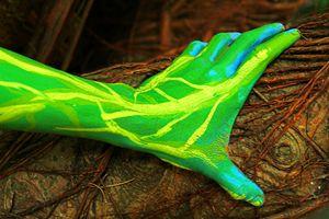 HAND OF NATURE