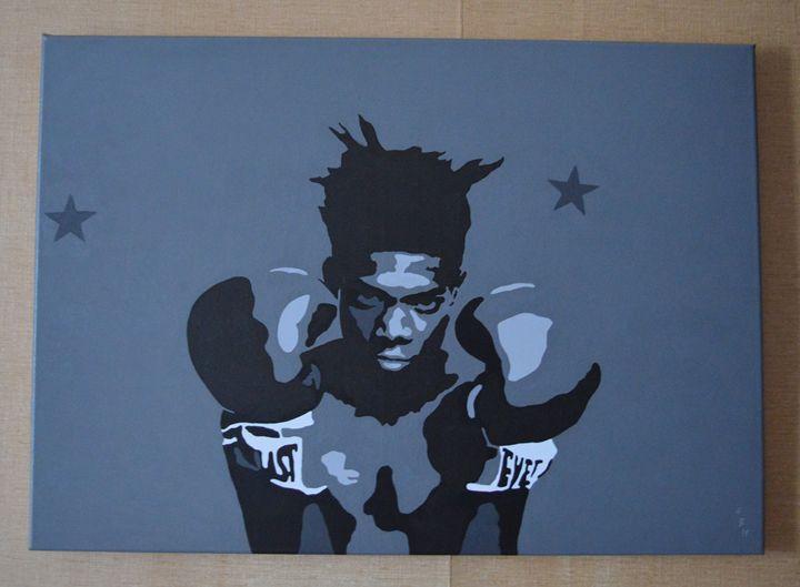 Jean-Michel Basquiat - JBM