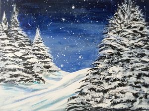 SOLD - Silent Night