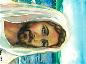 Christ by the Sea