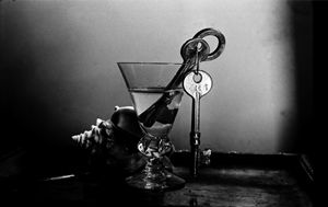 """Still Life with Key"""