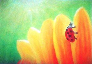 Be My Lady Bug