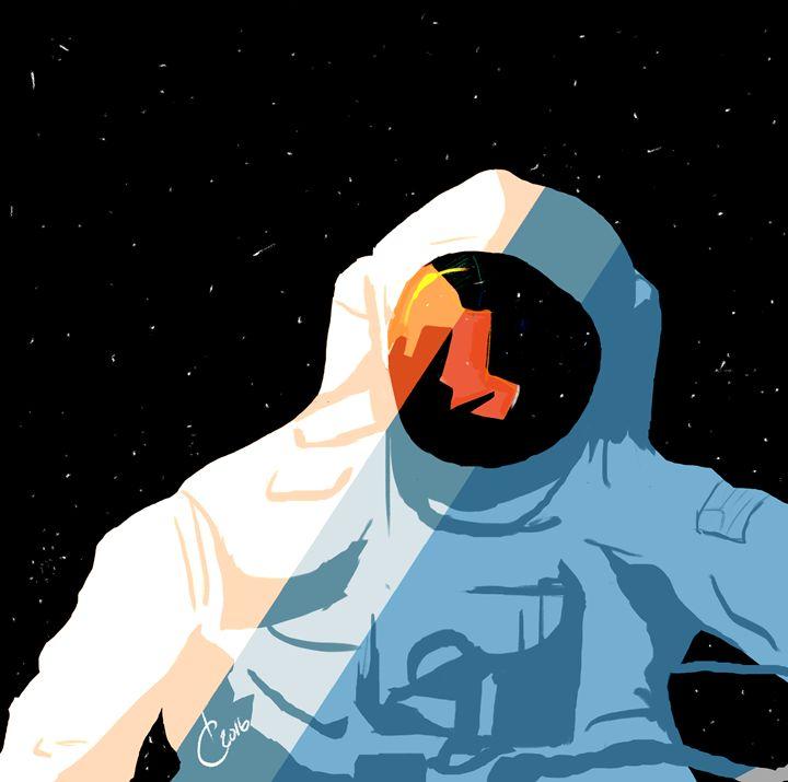 cosmonaut - ASTRAEUS