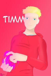 Timm in real life