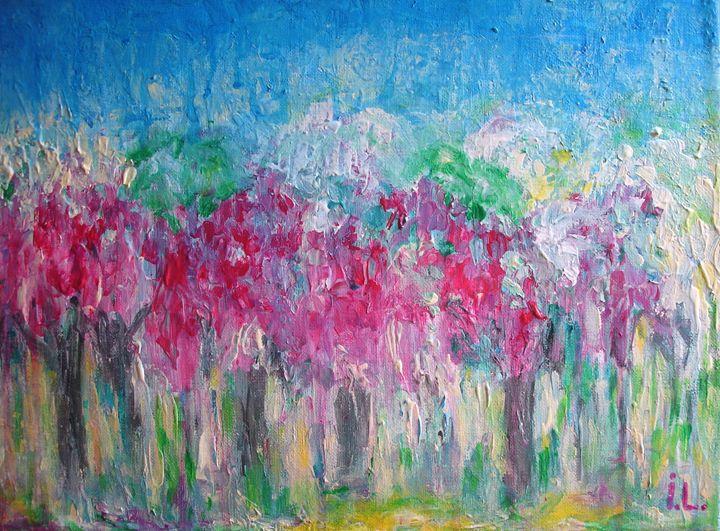 Florescence - ArtBonBon Inga Leitasa