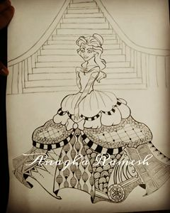 Princess Cindrella