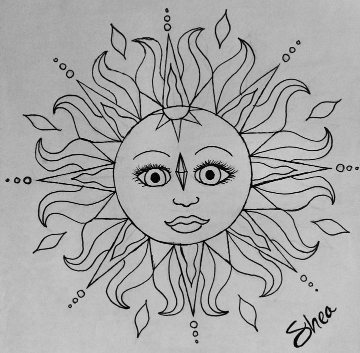 Celestial - Shea's Artwork