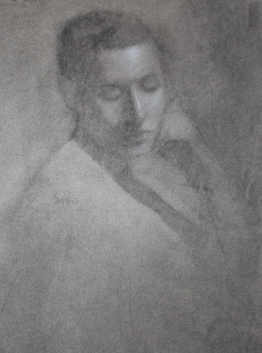 Charcoal - Berto Ortega