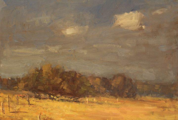 Landscape - Berto Ortega