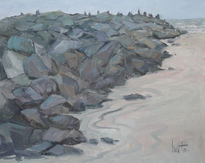 New Bedford Dikes - Berto Ortega