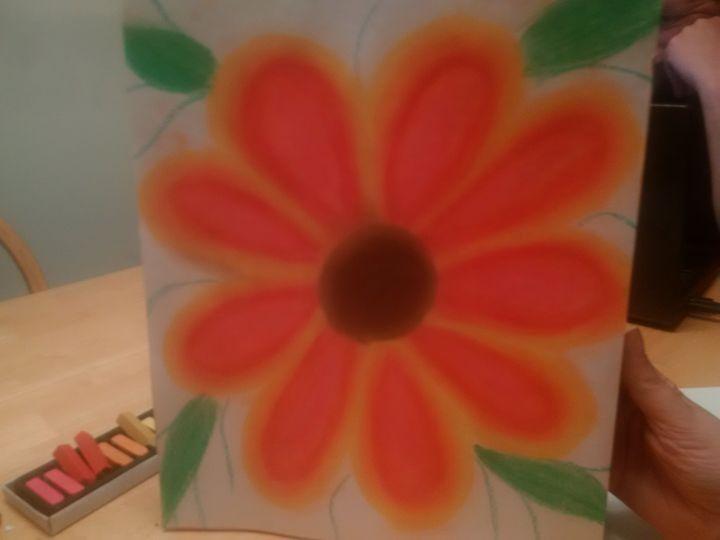 Big Flower - Kittie von Kat Kollection