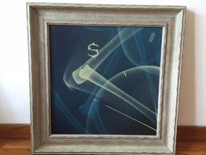 'Bones Blue' by SHOK-1
