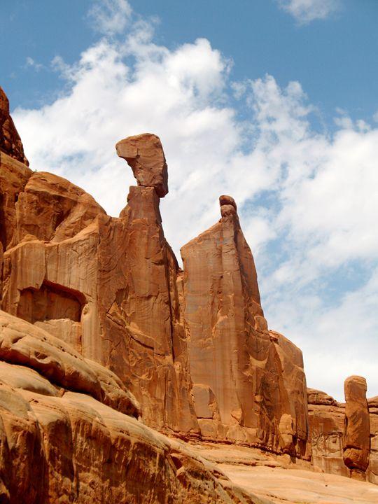 Rock of Sages - Harrison Graves