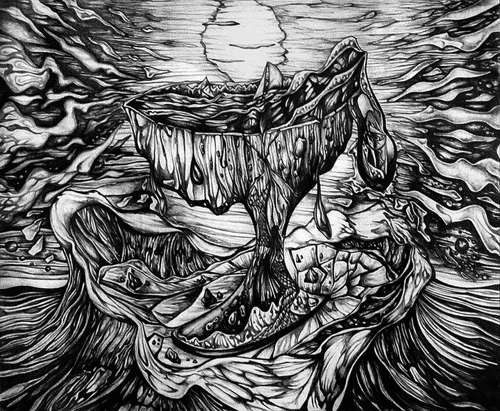 OCEAN'S CHALICE - Mike Unrue